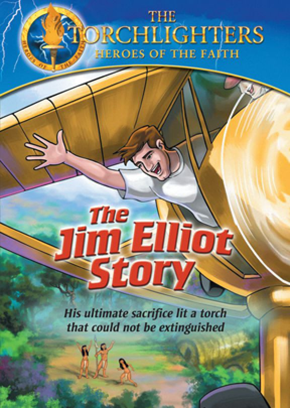Jim Elliot DVD
