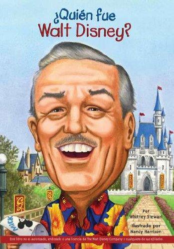 Quién fue Walt Disney?