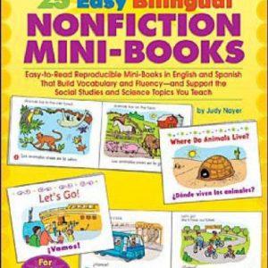 25 Mini-Libros No-ficción