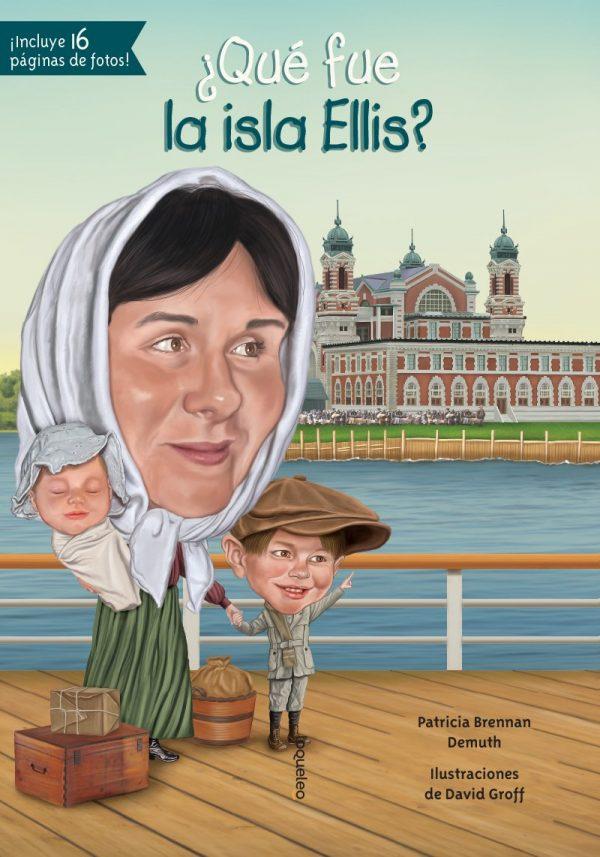 Qué Fue la Isla Ellis?