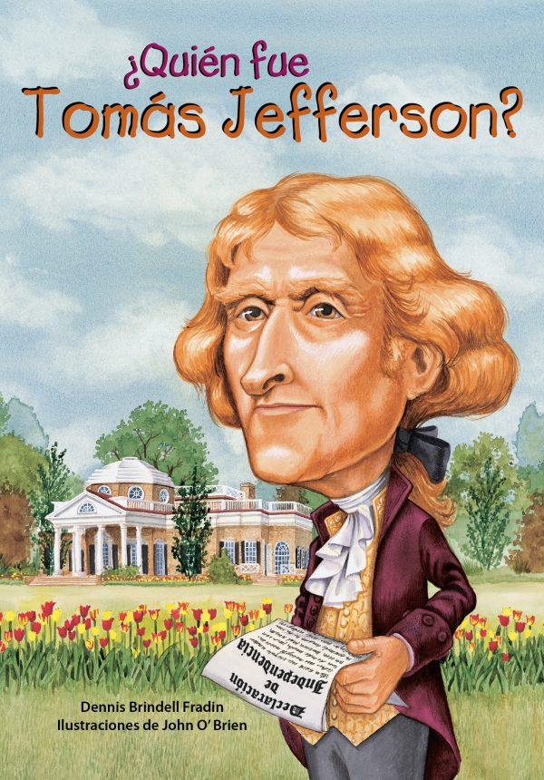 Quien fue Tomas Jefferson?
