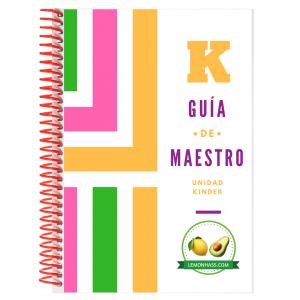 LHUK GUIA DE MAESTRO LEMONHASS Kinder