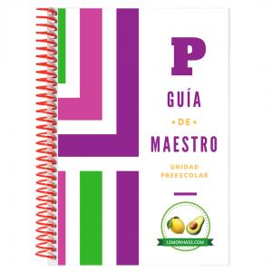 LHUP GUIA DE MAESTRO LEMONHASS PREESCOLAR
