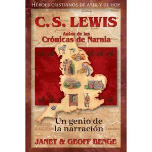 C.S. Lewis: Autor de las Cronicas de Narnia