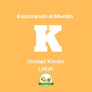 LHUK kinder unidad, plan de estudio lemonhass.com